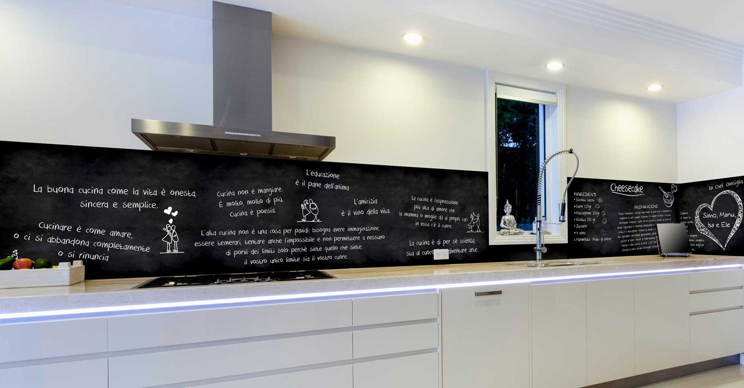 Beautiful Pannelli Rivestimento Cucina Ideas - Lepicentre.info ...