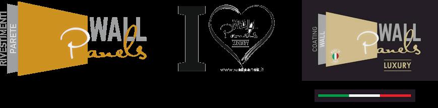 Rivestimenti parete-Wallpanels Logo