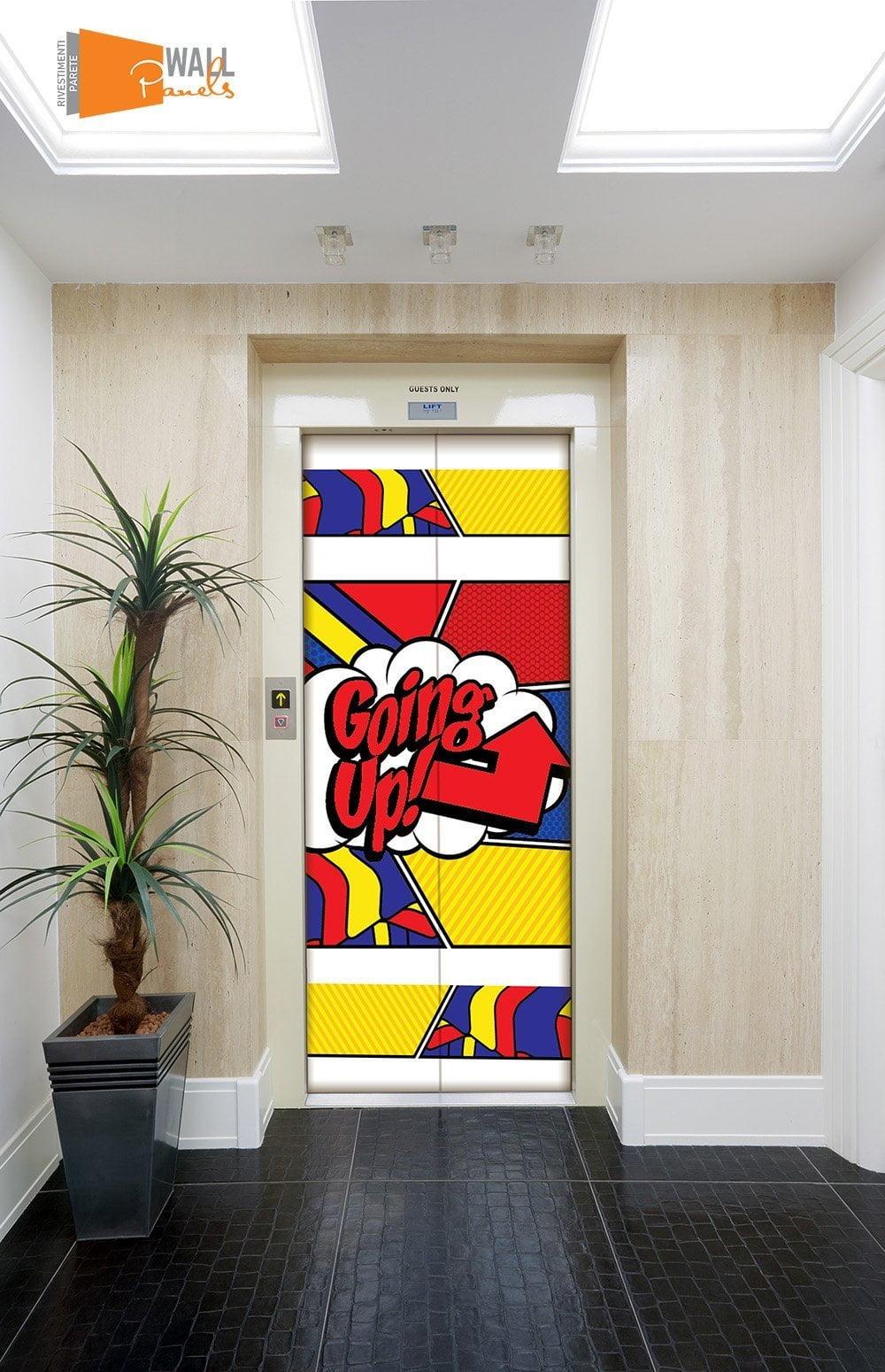 Porte-ascensore