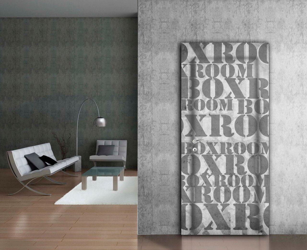 Carta da parati rivestimento porta-scritte personalizzate-wallprint