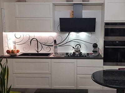 Rivestimento parete cucina